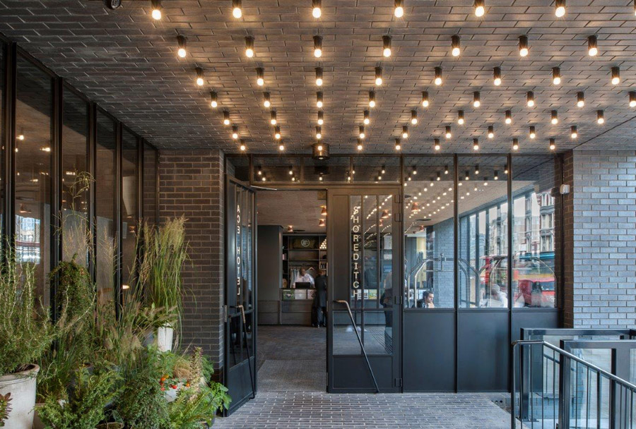 The new ACE Hotel in London