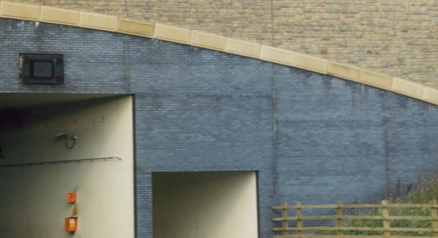 Staffs Blue Facing Bricks