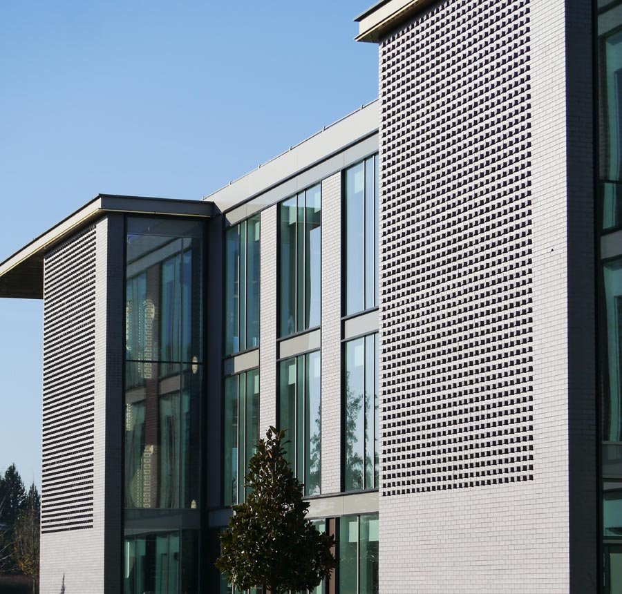 Ketley Brown Brindle slips and facing bricks at Croxley Green Business Park 2