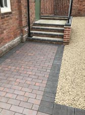 Sudbury Courtyard pavers 1