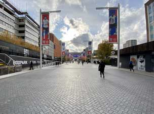 Wembley Way 1